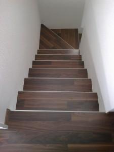 Parket Treppe
